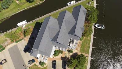 Hatteras Condo/Townhouse For Sale: 57444 Nc Highway 12