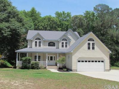 Kitty Hawk NC Single Family Home Sold: $415,000