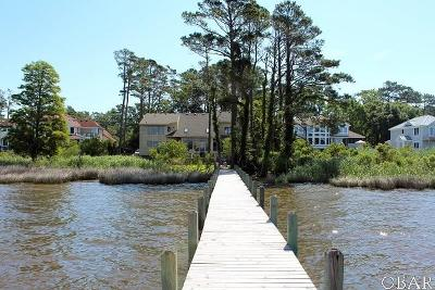 Kitty Hawk Single Family Home For Sale: 7032 Currituck Road