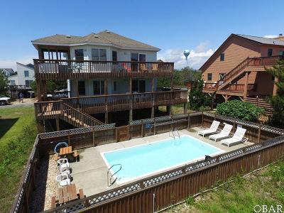 Single Family Home For Sale: 605 Saltspray Circle