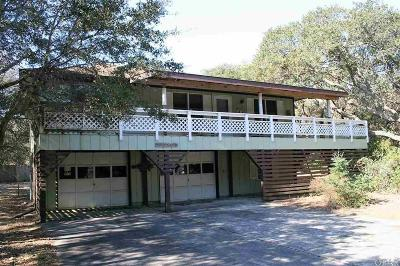 Southern Shores Single Family Home For Sale: 20 Circle Drive
