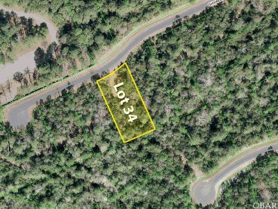Manteo Residential Lots & Land For Sale: 164 Chicora Ct