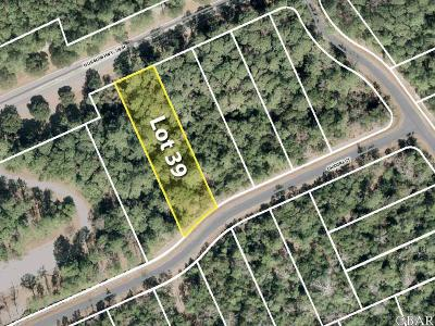 Manteo Residential Lots & Land For Sale: 153 Chicora Ct