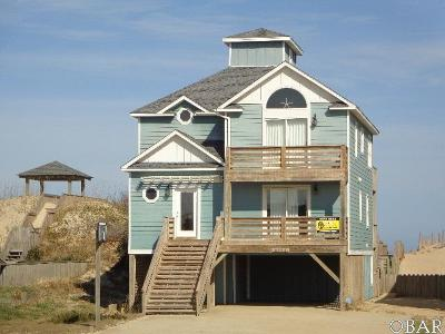 Nags Head Single Family Home For Sale: 8233 S Old Oregon Inlet Road