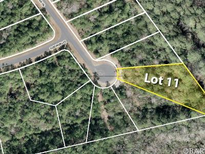 Manteo Residential Lots & Land For Sale: 238 Croatan Woods Trail