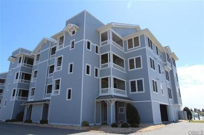 Manteo Condo/Townhouse For Sale: 6103 Sailfish Drive