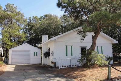 Dare County Single Family Home For Sale: 2017 Edenton Street