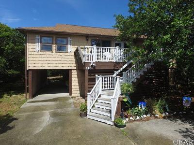 Southern Shores Single Family Home For Sale: 183 Duck Road