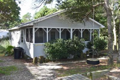 Single Family Home For Sale: 50497 Nc 12 Highway