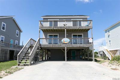 Kill Devil Hills Single Family Home For Sale: 1520 N Virginia Dare Trail
