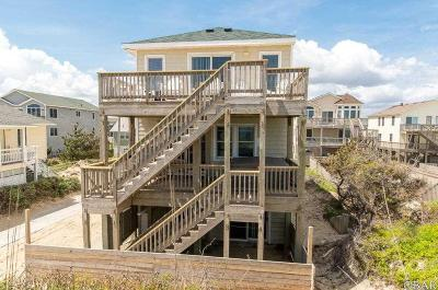 Nags Head Single Family Home For Sale: 9313 C E Eagle Street