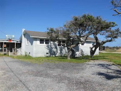 Hatteras Single Family Home For Sale: 58213 Fulcher Lane