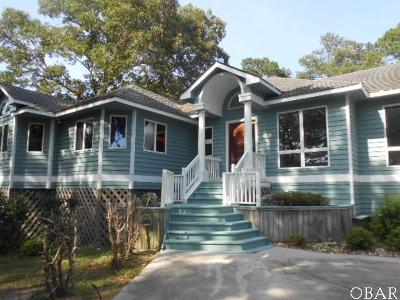 Kitty Hawk Single Family Home For Sale: 3021 Martins Point Road