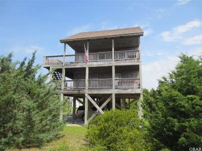 Hatteras Single Family Home For Sale: 58213 Smell Wreck Lane