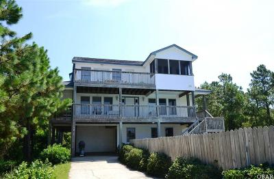 Nags Head Single Family Home For Sale: 4031 W Soundside Road