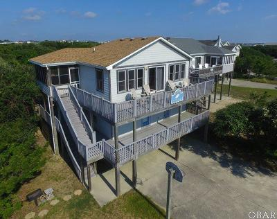 Duck Single Family Home For Sale: 195 Ocean Front Drive