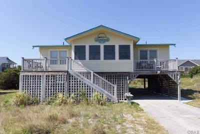 Nags Head Single Family Home For Sale: 107 E Seagull Drive