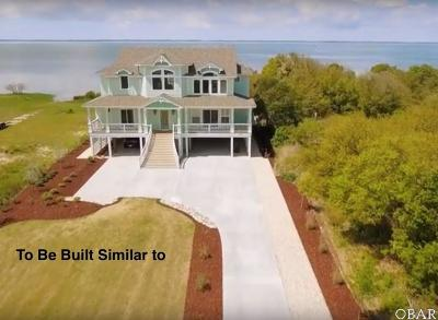 Kitty Hawk Single Family Home For Sale: 104 Mill Point