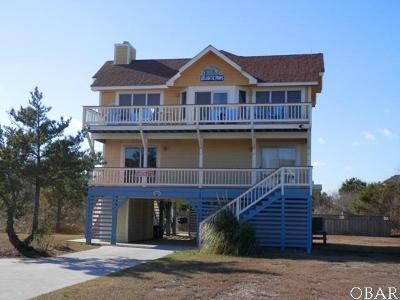 Currituck County Single Family Home For Sale: 818 Whalehead Drive