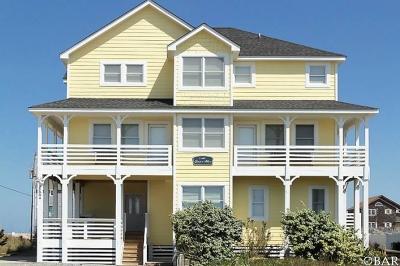 Rodanthe Single Family Home For Sale: 23004 G.a. Kohler Court