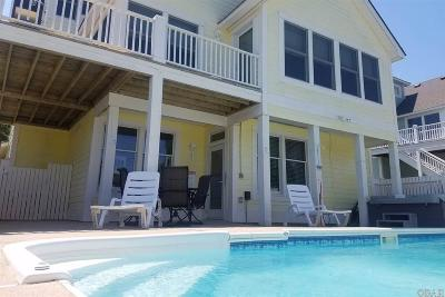 Corolla Single Family Home For Sale: 717 Currituck Cay
