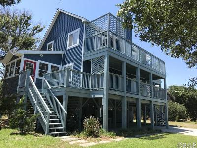 Kitty Hawk, Southern Shores Single Family Home For Sale: 4512 Ride Lane