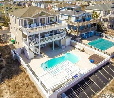 Corolla Single Family Home For Sale: 709 Spinnaker Arch