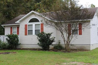 Currituck County Single Family Home For Sale: 106 Trenor Lane