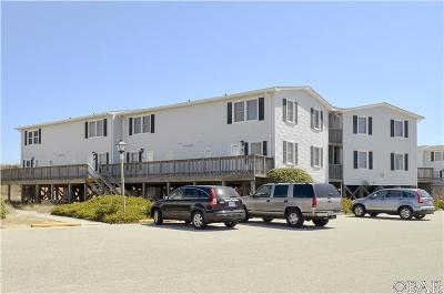 Nags Head Condo/Townhouse For Sale: 5615 S Virginia Dare Trail