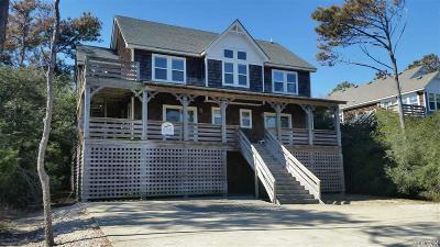 Nags Head Single Family Home For Sale: 3328 S Linda Lane