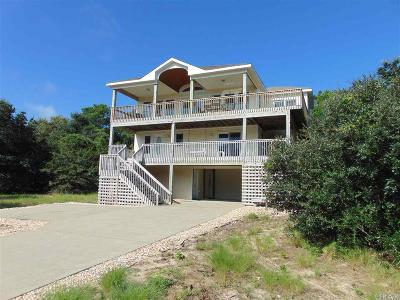 Southern Shores Single Family Home For Sale: 199 Sea Oats Lane