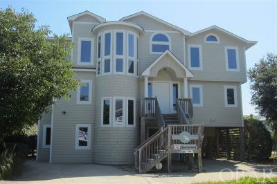 Kitty Hawk, Southern Shores Single Family Home For Sale: 248 Ocean Boulevard