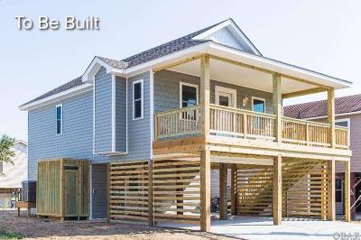 Kill Devil Hills NC Single Family Home For Sale: $245,000