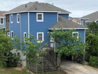 Currituck County, Dare County Single Family Home For Sale: 621 Staysail Crescent