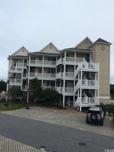 Hatteras Condo/Townhouse For Sale: 57446 Nc 12 Highway