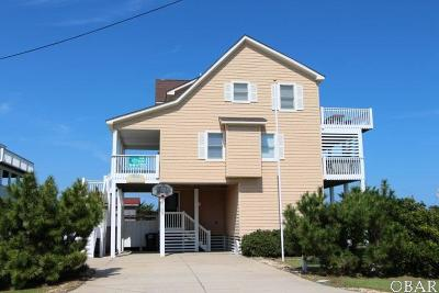 Rodanthe NC Single Family Home For Sale: $429,000