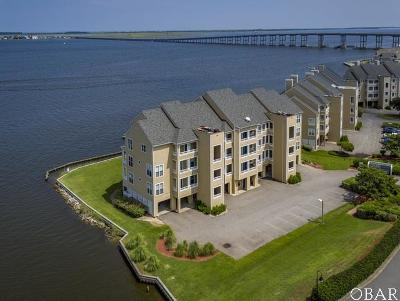 Manteo Condo/Townhouse For Sale: 1114 Pirates Way
