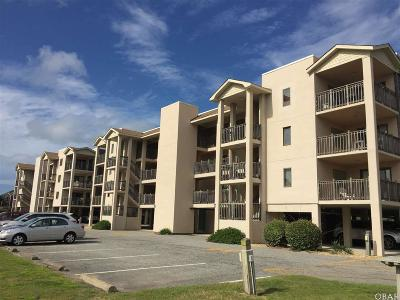 Nags Head Condo/Townhouse For Sale: 5507 S Virginia Dare Trail