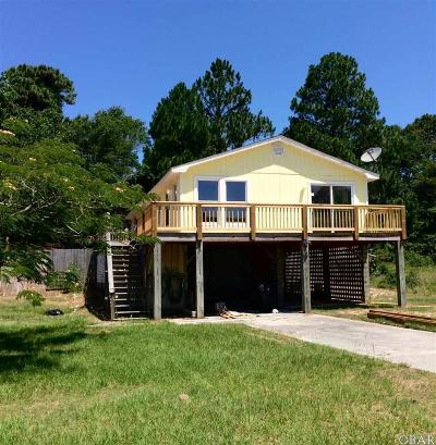 Kill Devil Hills Single Family Home For Sale: 206 Huron Court