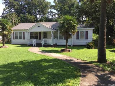 Manteo Single Family Home For Sale: 945 N Highway 64/264