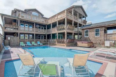 Nags Head Single Family Home For Sale: 2415 S Virginia Dare Trail