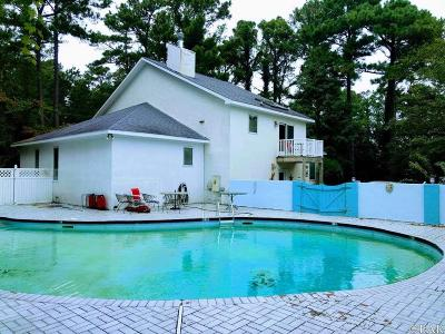 Manteo Single Family Home For Sale: 156 Mother Vineyard Road