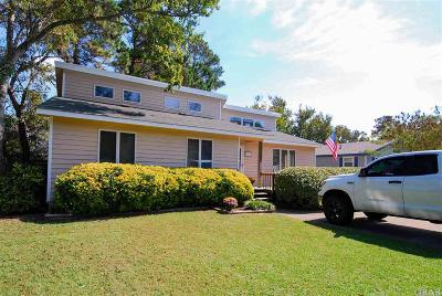 Kill Devil Hills Single Family Home For Sale: 407 First Flight Lane