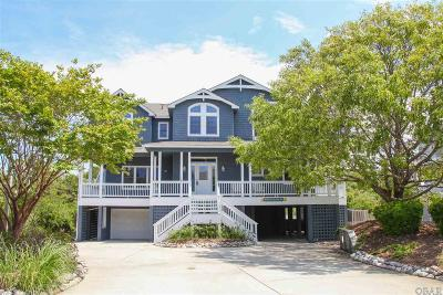 Duck Single Family Home For Sale: 107 Ships Wheel Court