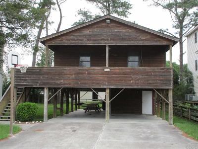 Kill Devil Hills Single Family Home For Sale: 906 W Avalon Street