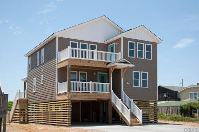 Nags Head Single Family Home For Sale: 4318 S Virginia Dare Trail