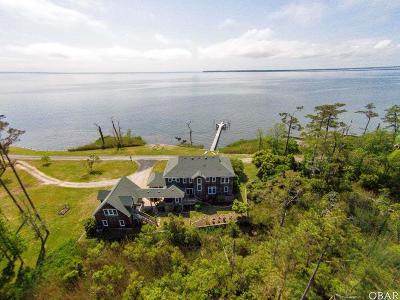Kitty Hawk Single Family Home For Sale: 1352 Sound Landing Road