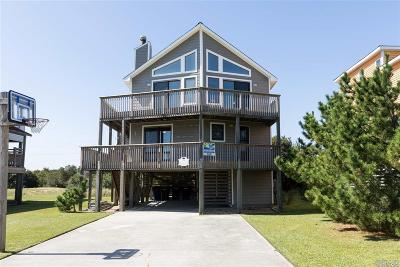 Nags Head Single Family Home For Sale: 9510 S Old Oregon Inlet Road