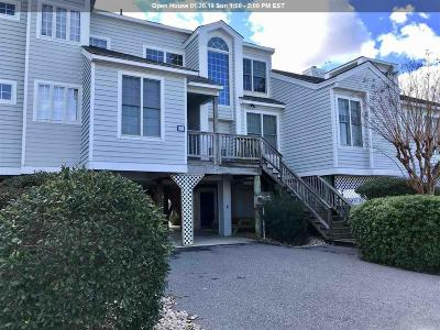 Manteo Condo/Townhouse For Sale: 204 Sextant Court
