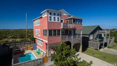 Nags Head NC Single Family Home For Sale: $667,500